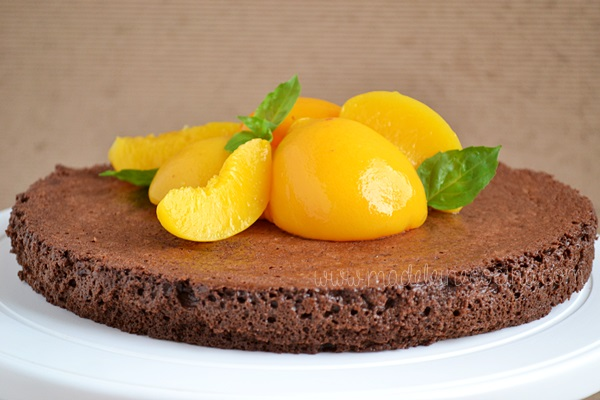 A Healthy Version of Chocolate Cake Recipe