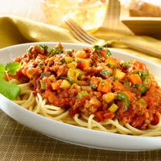 Spaghetti With Ragu Sauce Recipes.