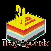 Tray Agenda PRO