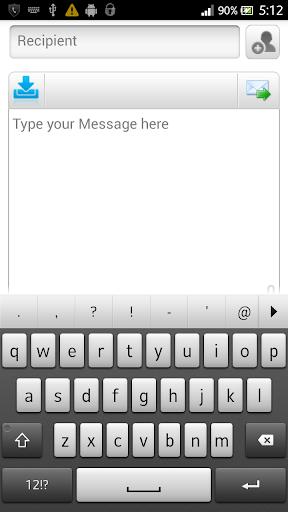 Short Secret SMS