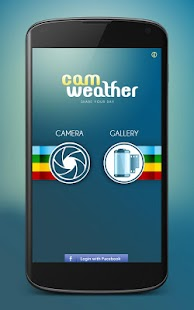 CamWeather - screenshot thumbnail
