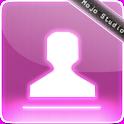 pink Fusion Go Contact Ex logo