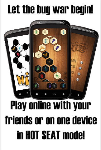 Hive™ - board game for two for PC