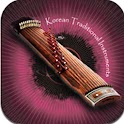 Gayageum – Korean Traditional logo