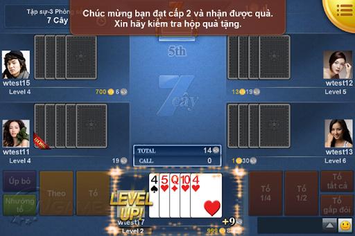 Ongame Xì Tố game bài