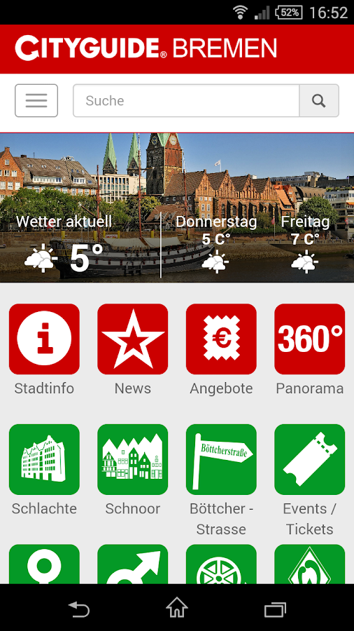 Bremen - screenshot