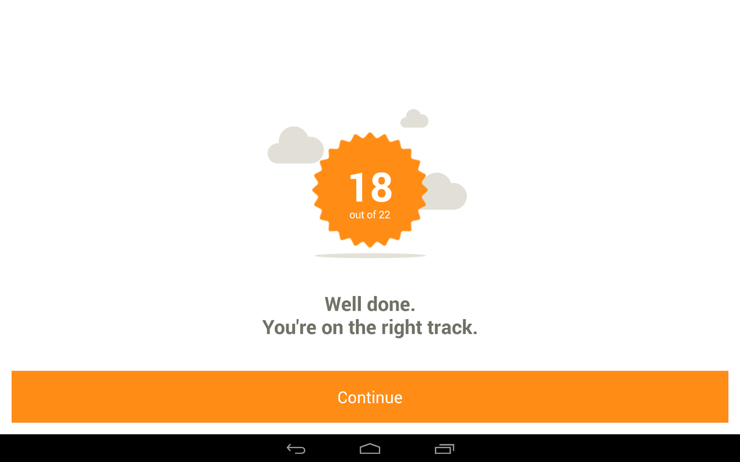 Learn Russian with Babbel- screenshot