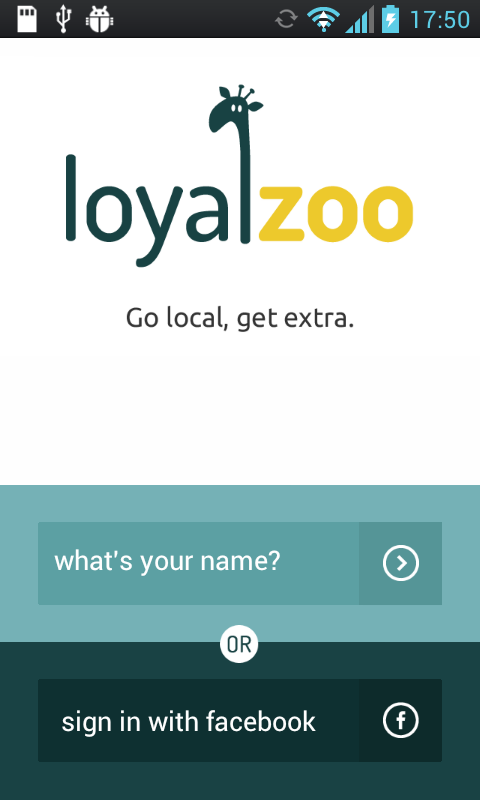 Loyalzoo - Loyalty card app- screenshot