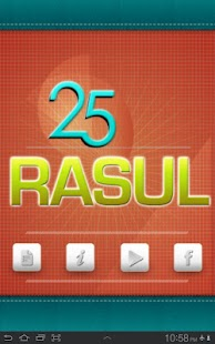 25 Rasul - screenshot thumbnail