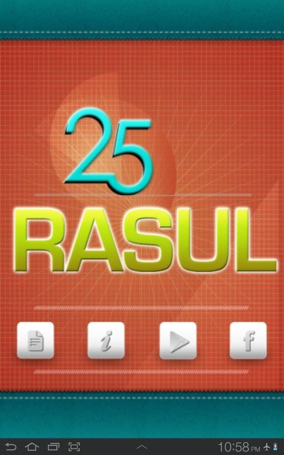 25 Rasul - screenshot