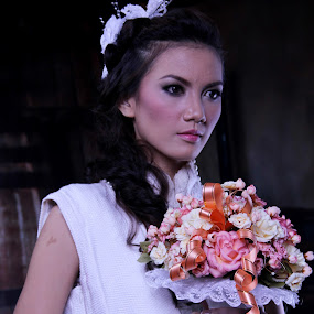 by Gia Gusrianto - Wedding Bride
