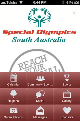 Special Olympics SA