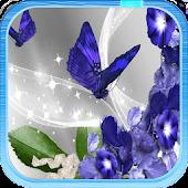 Live Wallpaper 3D Butterfly