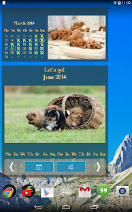 Picture Calendar 2014 - screenshot thumbnail