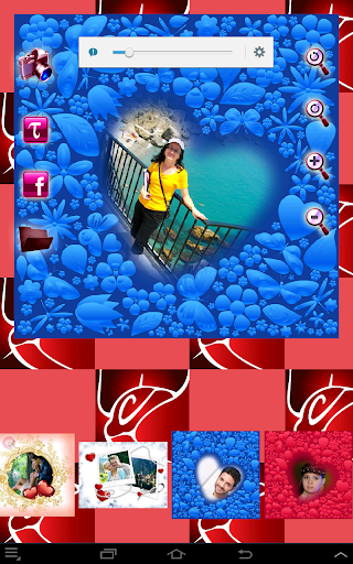 Lovely Photo Frames Collage 1.33 screenshots 2