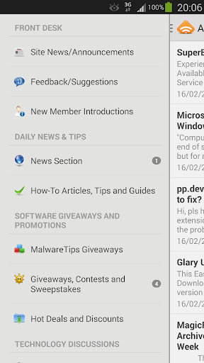 【免費通訊App】MalwareTips (Unofficial)-APP點子
