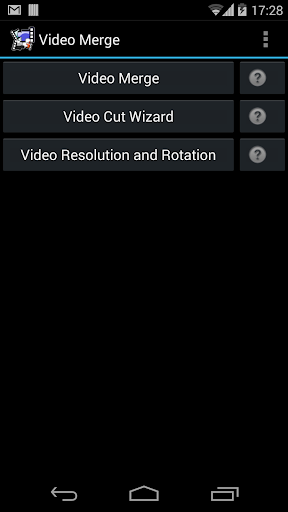 Video Merge