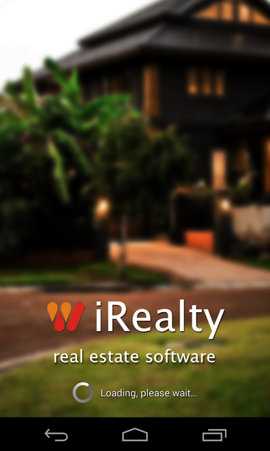 iRealty Real Estate Software- screenshot