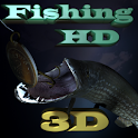 Fishing HD icon