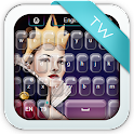 Evil Queen Keyboard icon