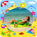 Summer Photo Frames icon