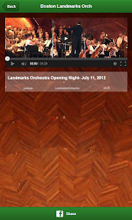Boston Landmarks Orchestra - screenshot thumbnail