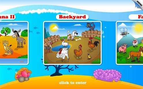 Kids Animal Preschool Puzzle- screenshot thumbnail