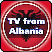 TV from Albania