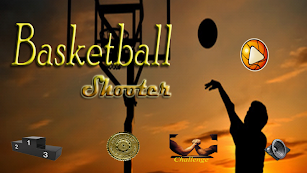 Basketball Shooter screenshot for Android