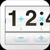Calclock - Game + Clock