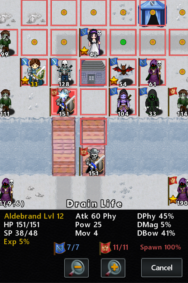 Kingturn Underworld RPG- screenshot