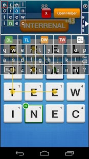 Word Streak Cheat for Friends- screenshot thumbnail