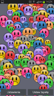 Smiley Pro Live Wallpaper - screenshot thumbnail