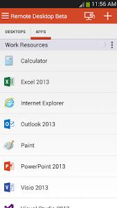Microsoft Remote Desktop Beta v8.1.31.47