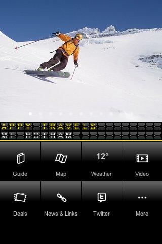 Mt Hotham - Appy travels