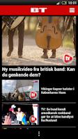 Screenshot of BT
