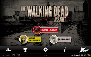 Screenshot of The Walking Dead: Assault
