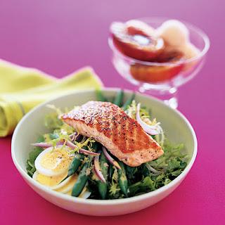 Salmon Salad With Vinaigrette