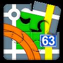 Locus Map Pro logo