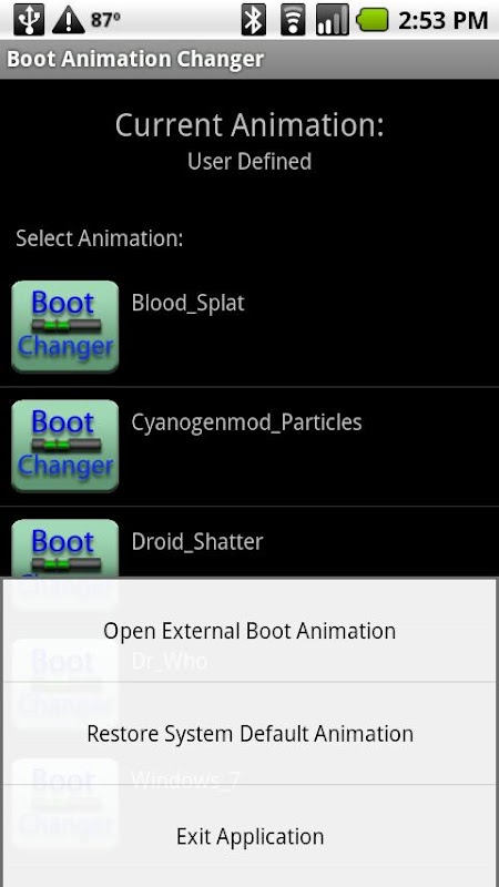 Boot Screen Changer (Root) APK 0 5 1 Download - Free Tools APK Download