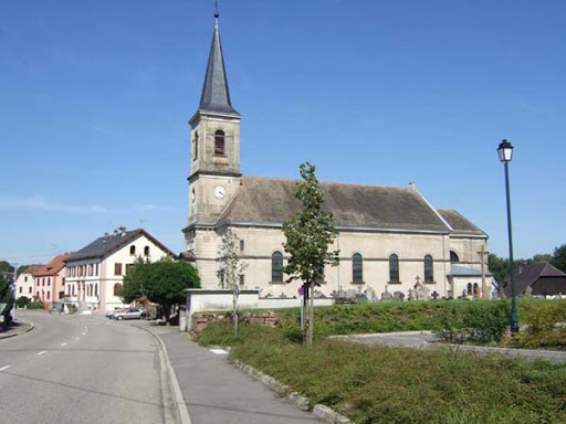 photo de Saint Morand