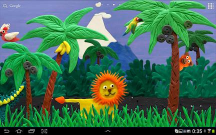 Jungle Live wallpaper HD Screenshot 9