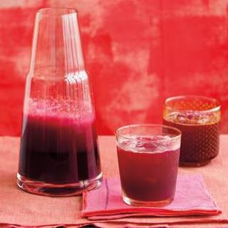 Beet-Orange Juice