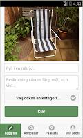 Screenshot of Bortskänkes