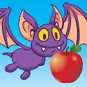 Flappy Fruit Bat Free icon