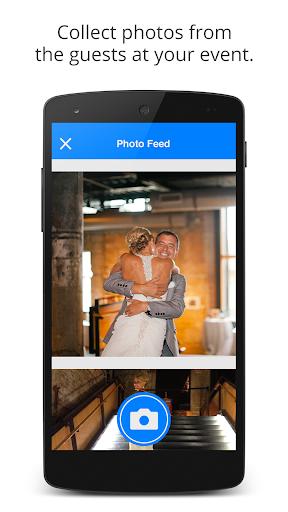 CrowdCam - Live Photowall