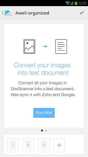 【免費商業App】Document Scanner-APP點子