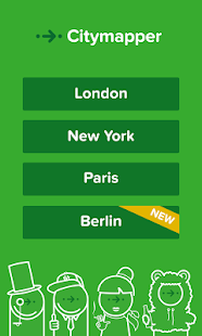 Citymapper - Urban Transport - screenshot thumbnail