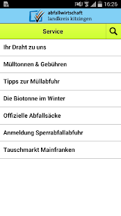 abfallwelt - screenshot thumbnail