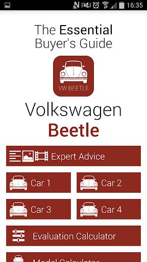Volkswagen Beetle - EBG